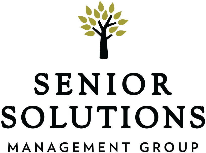 Senior Solutions color tree logo
