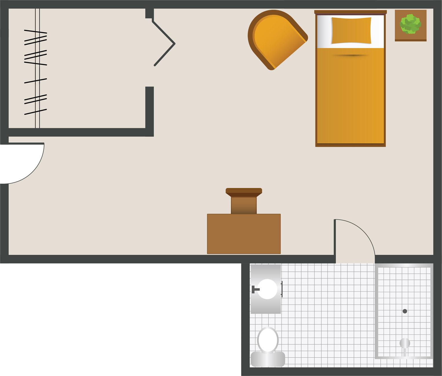 Medium Suite