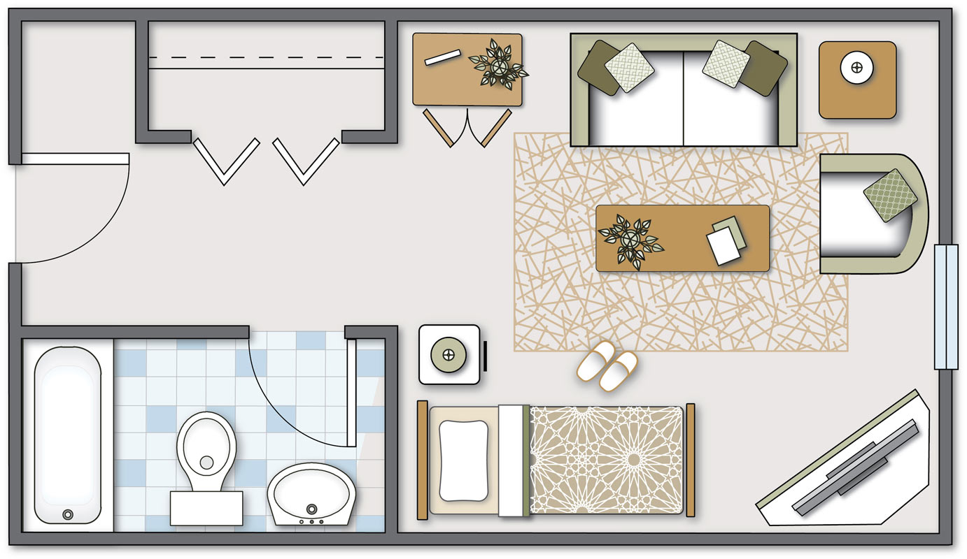 Assisted Living Suite A