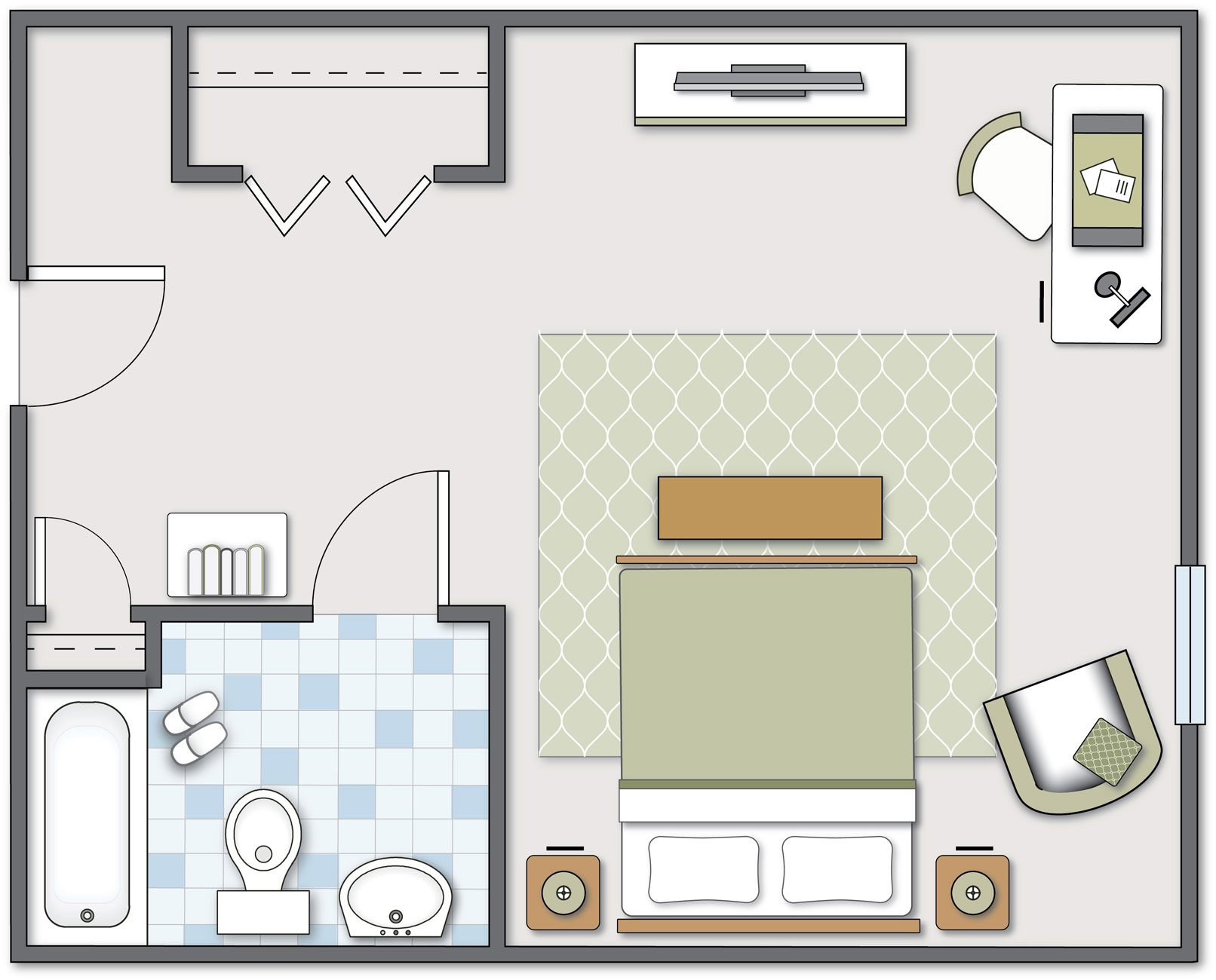 Assisted Living Suite B