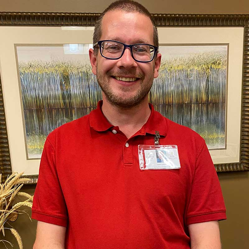 James LaFever Activity Coordinator